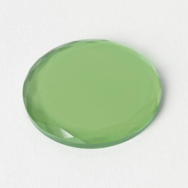 kristal farbig - grün