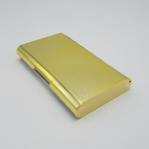 wimpern tray volume gold back